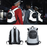 Basic Backpack reflective 040164
